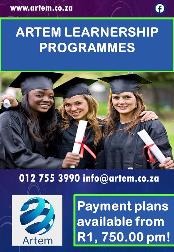 Credit Bearing Learnership Programs