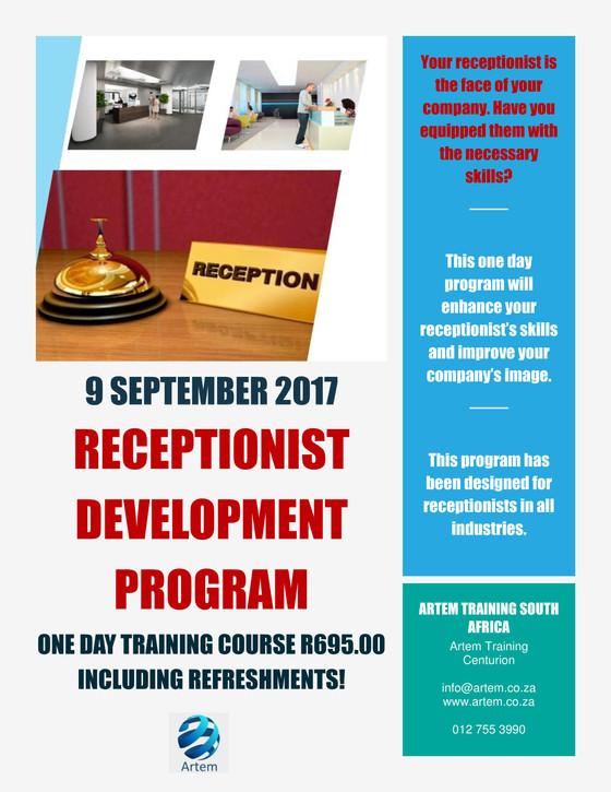 Artem Training Launches Public Workshops!