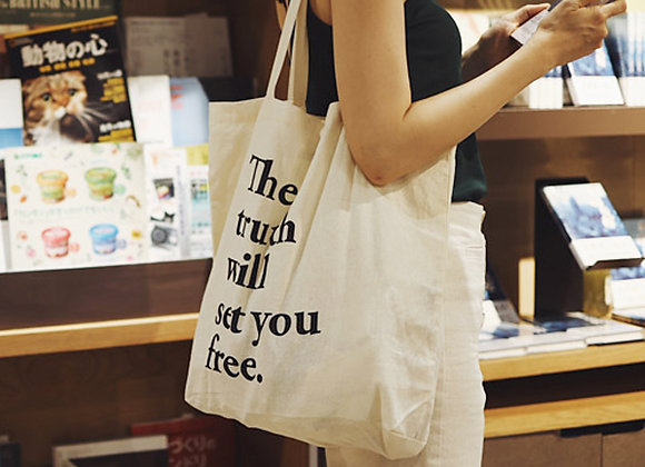 The Truth Will Set You Free - Shopping Bag