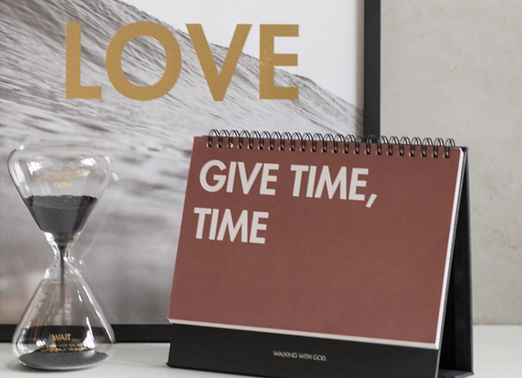 2020 Calendar - Give Time