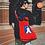 Thumbnail: IPray Canvas bag - Red
