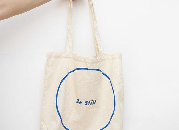 Be Still - Shopping Bag