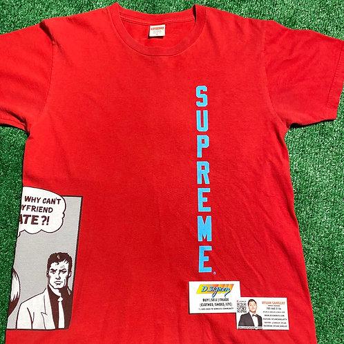 Thrasher x Supreme Skate T-Shirt (Size: M)