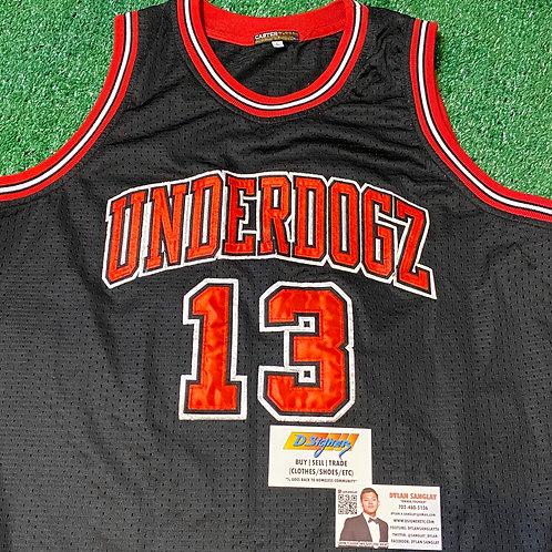 Underdogz Basketball Jersey (Size: L)