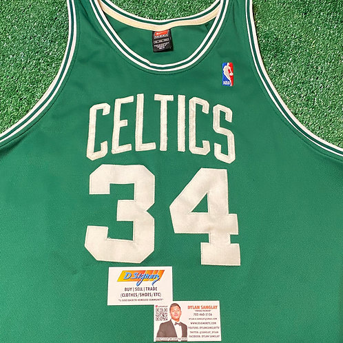 Celtics Paul Pierce Jersey (Size: 2X)