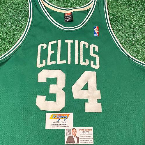 Celtics Paul Pierce Jersey (Size: 2X)