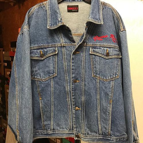 Vintage 1990s UNLV Jean Jacket (Size: M)