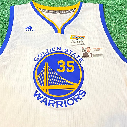 Golden State Kevin Durant Jersey (Size: 2X)