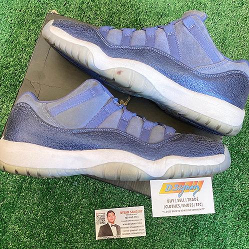 Air Jordan 11 Low Blue Moon (Size: 9.5Y)