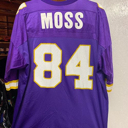 1990 Randy Moss Champion Jersey (Size: L)