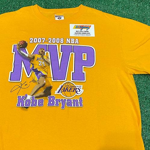 Kobe Bryant MVP T-Shirt (Size: M)