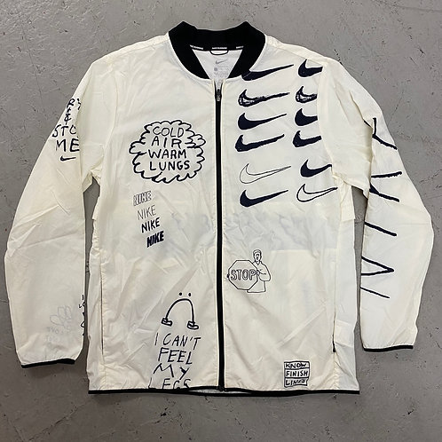 Nathan Bell x Nike Running Jacket (Size: L)