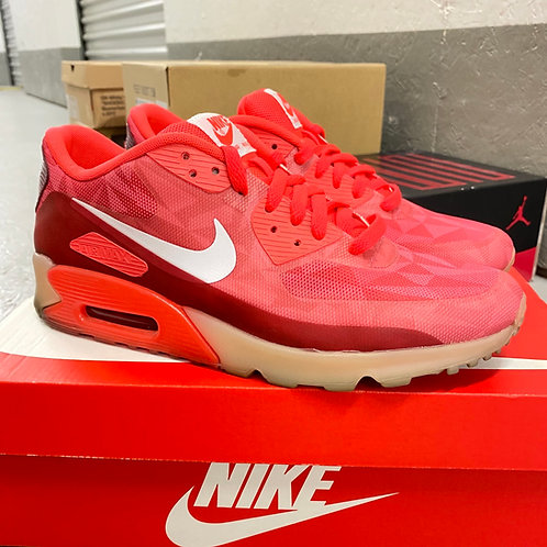 Red Air Max 90 Ice (Size: 9.5)