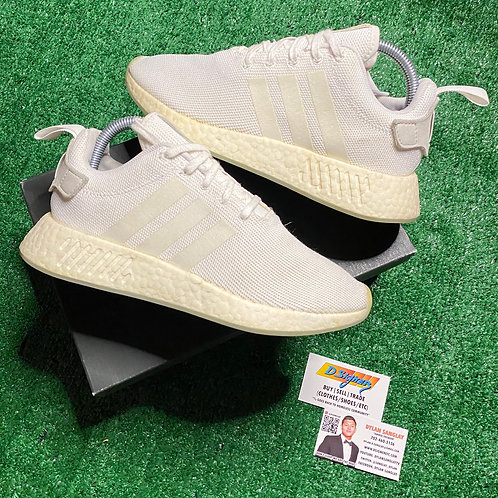 White NMD R2 (Size: 7)