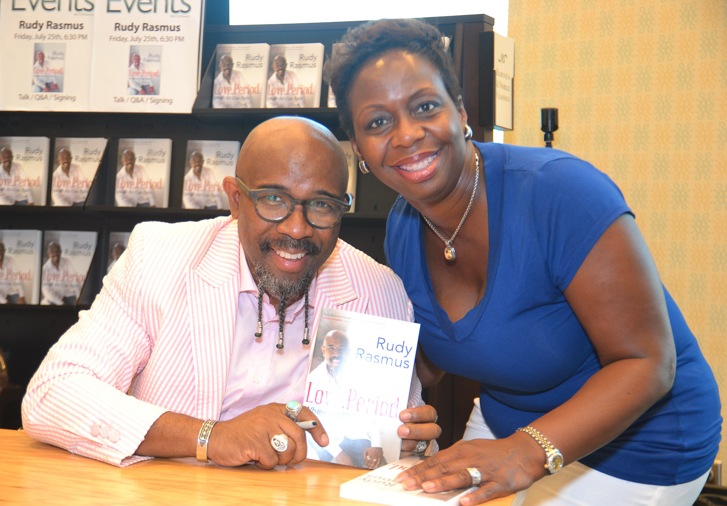 Paster Rudy book signing -0308.jpg