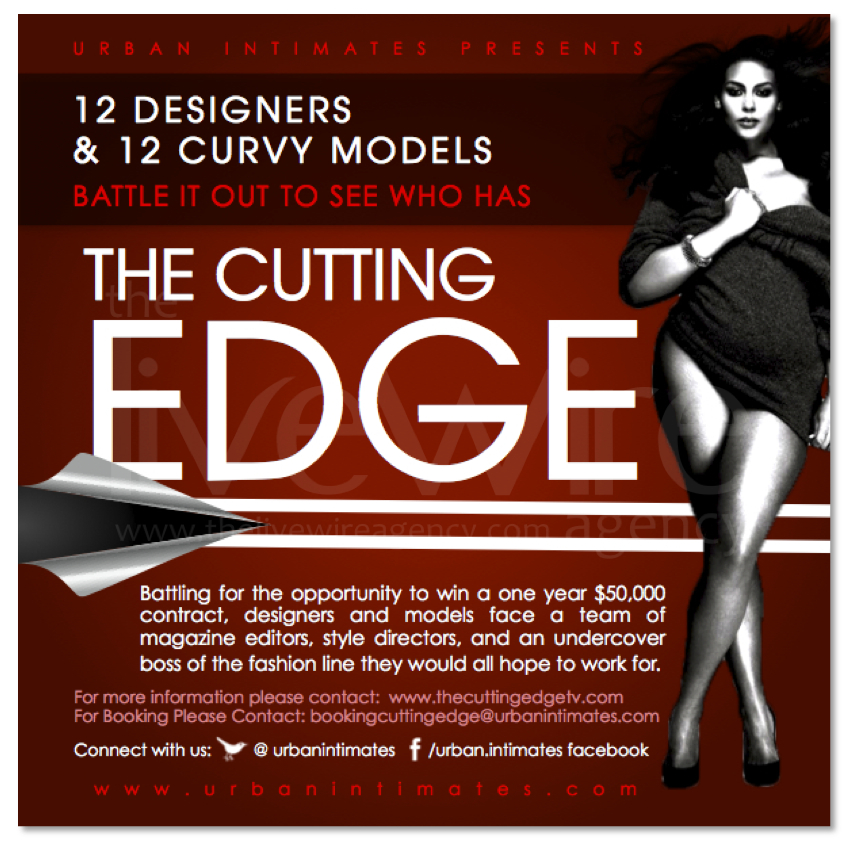 The Cutting Edge flyer
