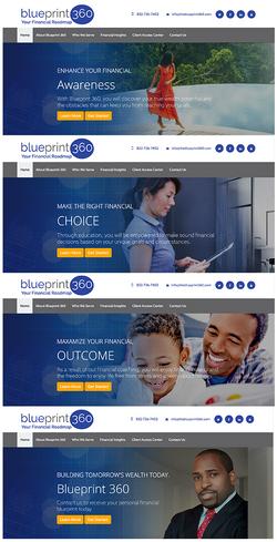 Blueprint360 headers