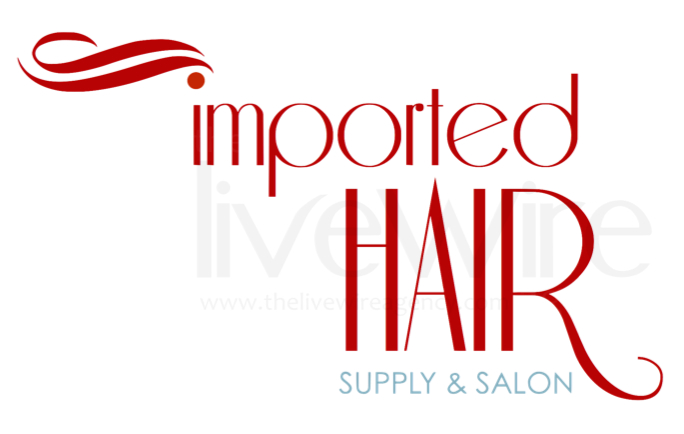 Hair Supply and Salon Logo