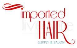 Hair Supply and Salon Logo