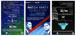 Political Action Committee Events