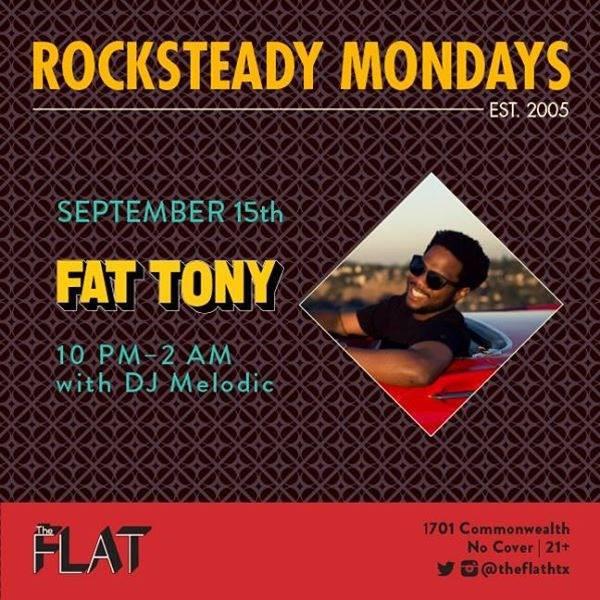 RockSteady Mondays The Flat.jpg