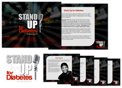 Stand-Up Comedy Charity Deck