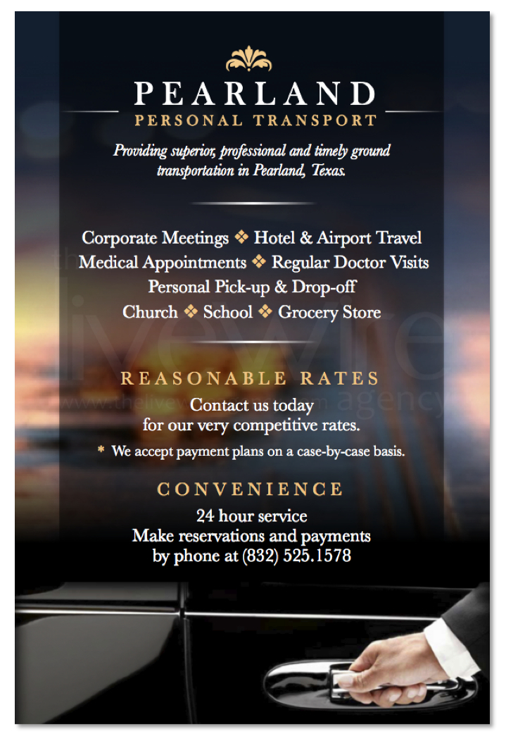 Personal Transportation Marketing