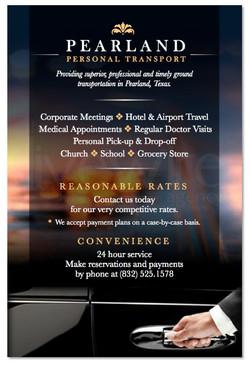 Personal Transportation Marketing