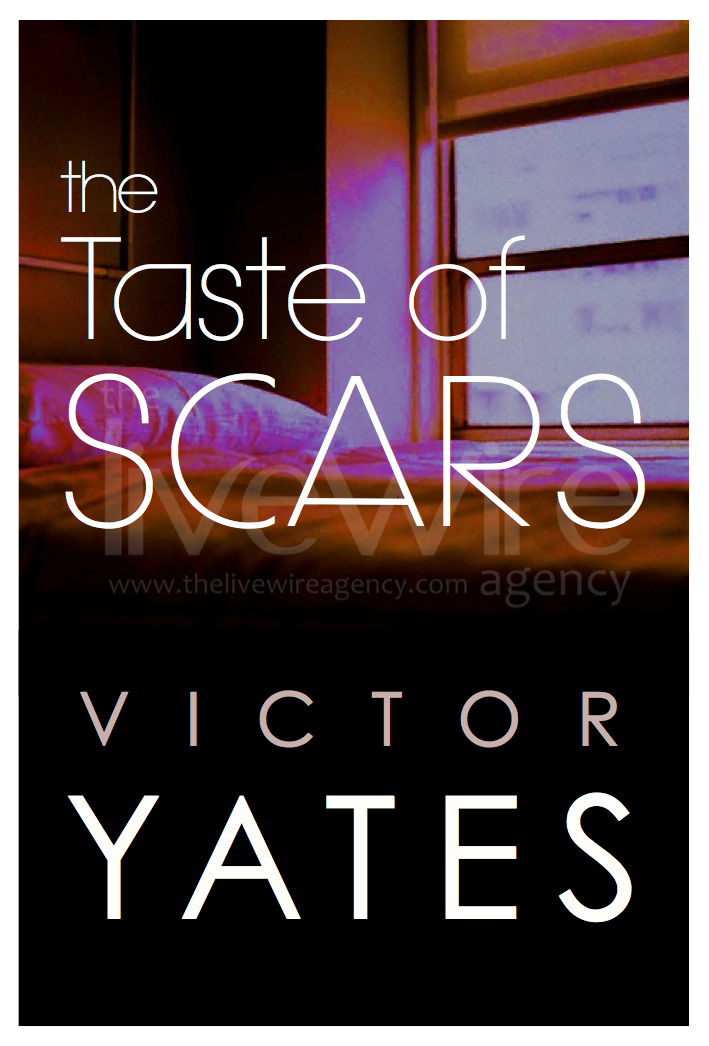 The Taste of Scars Book Cover