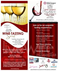 HAULYP Wine Tasting Invitation