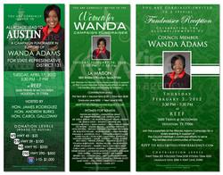 Campaign Fundraiser Invitations