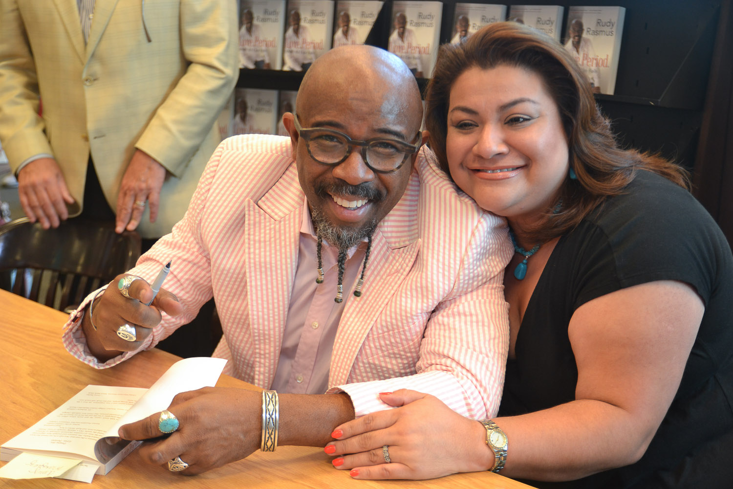 Paster Rudy book signing -0172.jpg