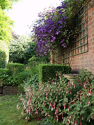 Beautiful open gardens
