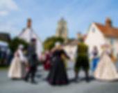 Dancing Tudors