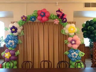 Specialty Balloon Arch (starting price)