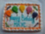 MK Youth Choir 21st birthday cake