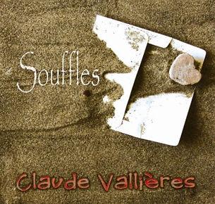 Album Souffles, Claude Vallières