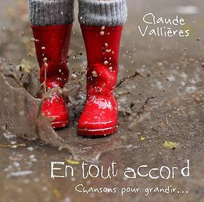 Album En tout accord, Claude Vallières