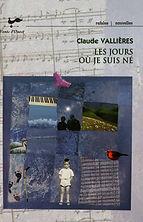 Claude Vallières, livre