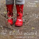 Claude Vallières, CD