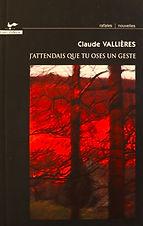 Claude Vallières livre