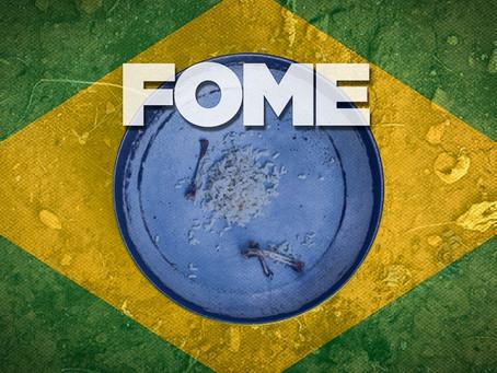 19 milhões de miseráveis: a epidemia de fome no Brasil