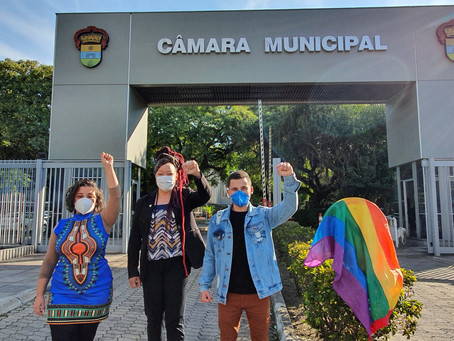 Bancada do PCdoB propõe desarquivamento de projeto que cria Conselho Municipal LGBTQIA+