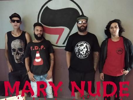 MARY NUDE - Mauá (SP)