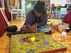 Artists of Ampilatwatja_Rosie Ngwarraye