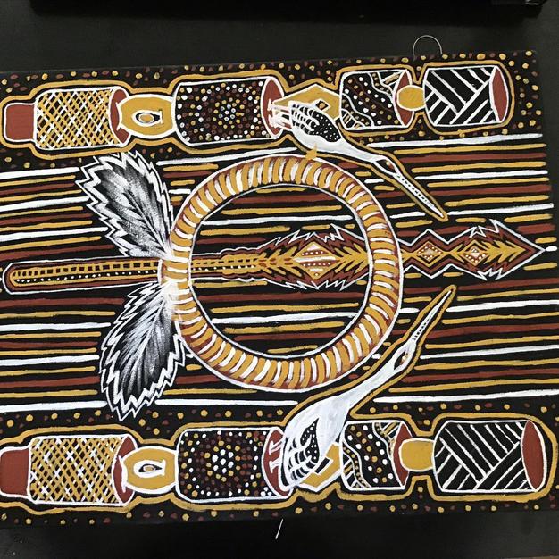 Munupi  Aboriginal Arts @ Crafts