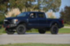 Ford Super Duty Rocky Ridge F250 Stealth Package