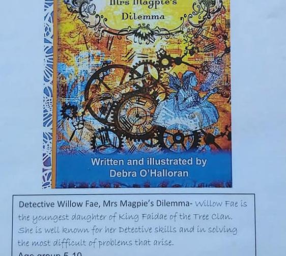 Debra O'Halloran Author and Illustrator