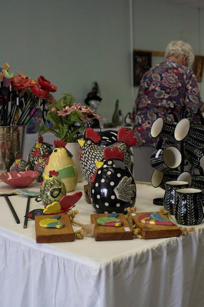 Shirleys pottery