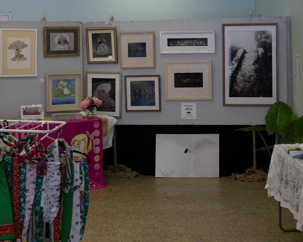 Christine and Nancy's prints